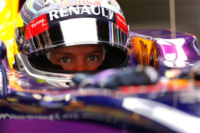 F1 2014 スペイン 予選