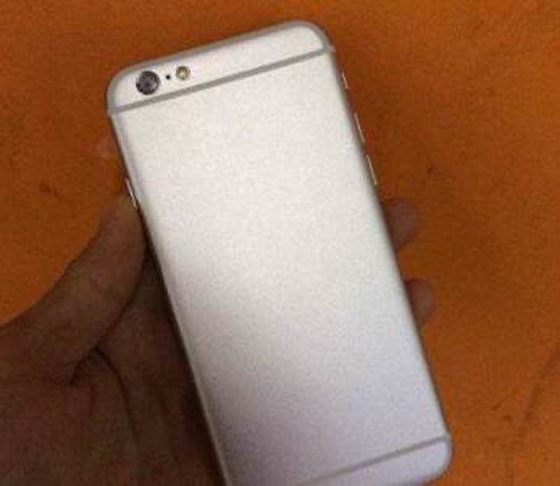 iPhone6モックアップ背面