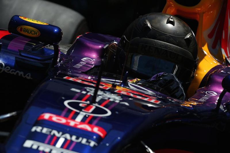 F1 2014 モナコ 決勝