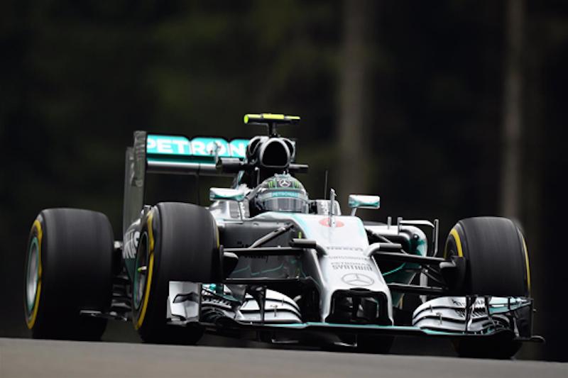 F1 2014 オーストリア FP1