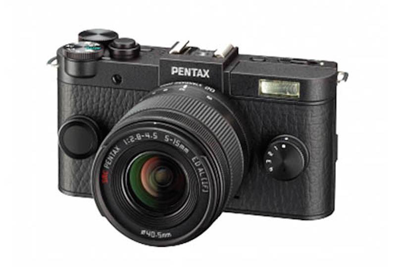 Pentax Q2 流出画像1