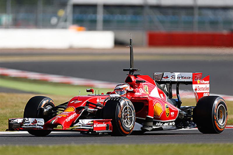 F1 シルバーストン テスト 2日目 ジュール・ビアンキ