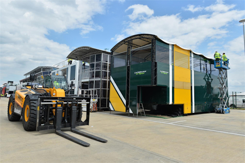ケータハム、F1チーム売却を正式発表