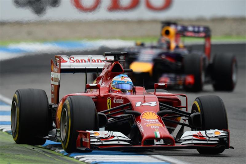 フェルナンド・アロンソ、パフォーマンス条項でフェラーリ離脱が可能?