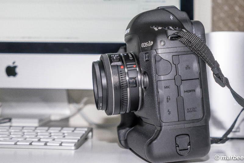 EF40mmF2.8STM + エクステンションチューブ12mm