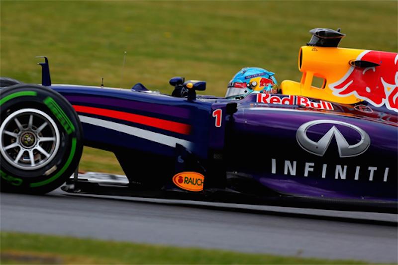 F1イギリスGP 予選:ニコ・ロズベルグがポールポジション