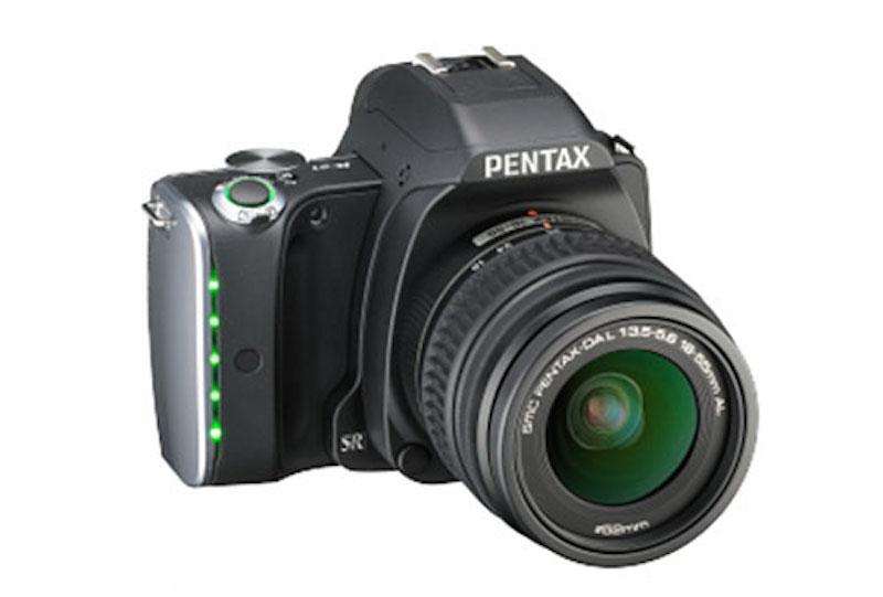PENTAX K-S1 正面