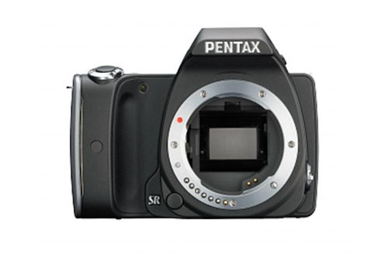 PENTAX K-S1 正面レンズ無し