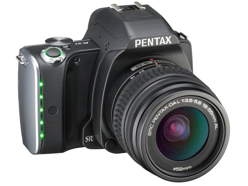PENTAX K-S1 斜め前