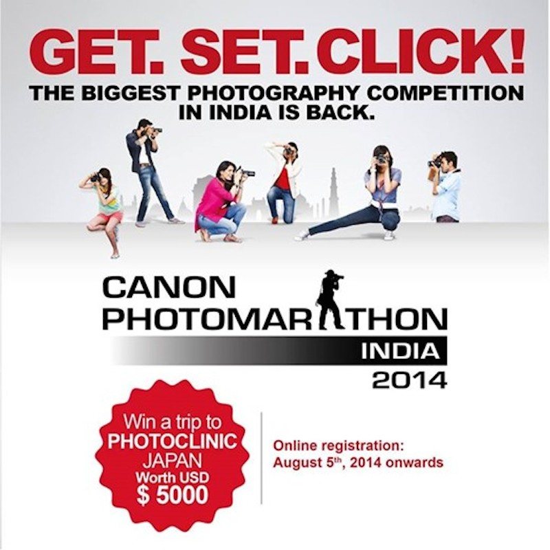 "Canon's ""Something Big"" That's Coming Is A Photo-Competition In India"
