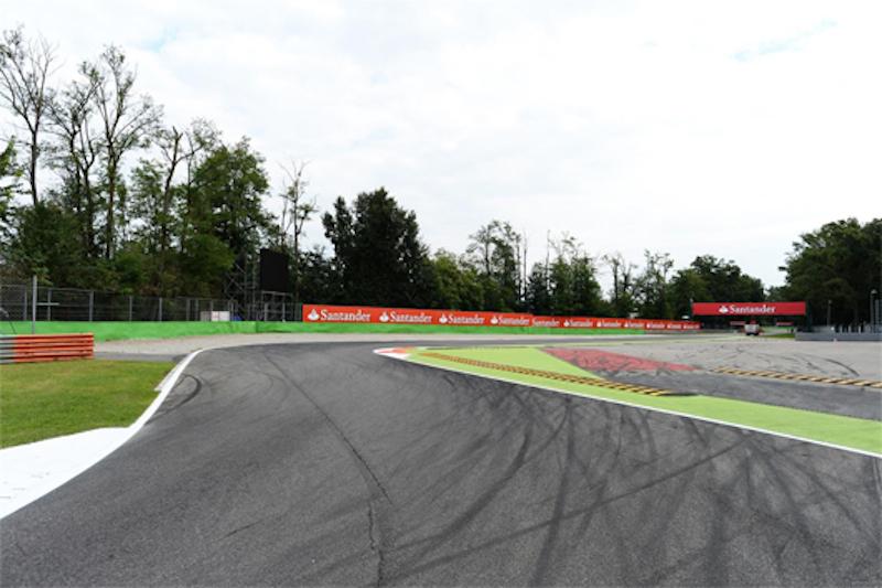 F1 2014 イタリア FP1