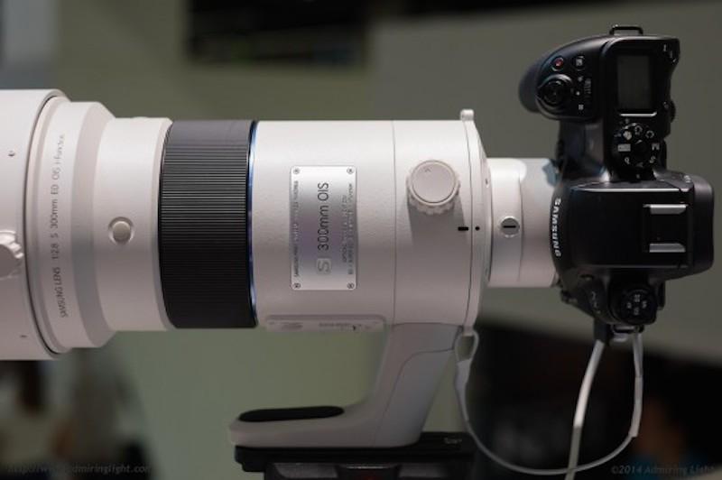 Samsung S 300mm f:2.8 ED OIS