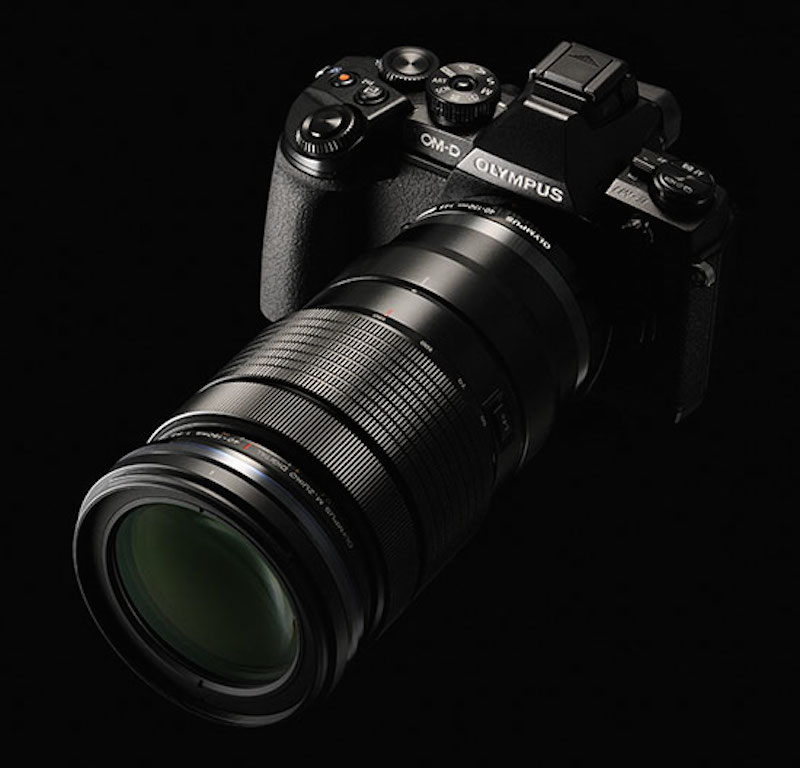 Olympus M.ZUIKO DIGITAL ED 40-150mm F2.8 PRO 海外発表