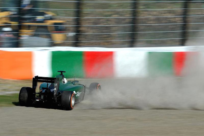 F1 2014 日本 FP2