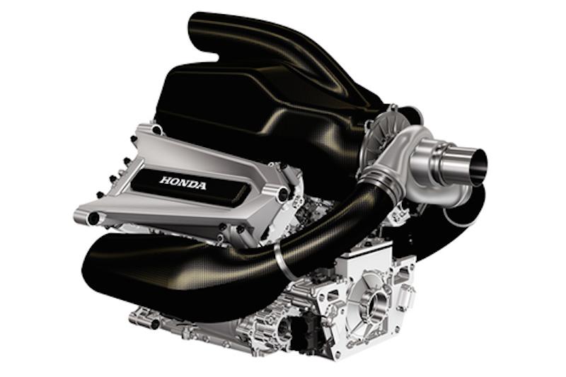 ホンダ 2015年F1用パワーユニット