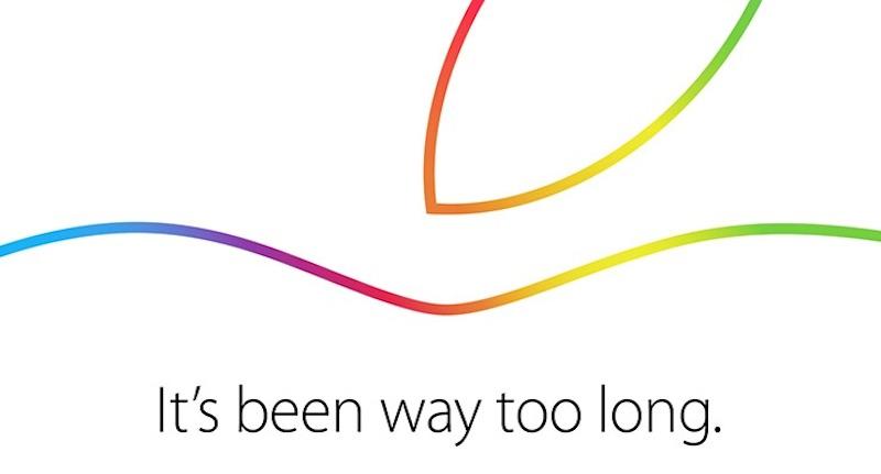 Apple イベント 2014年10月16日