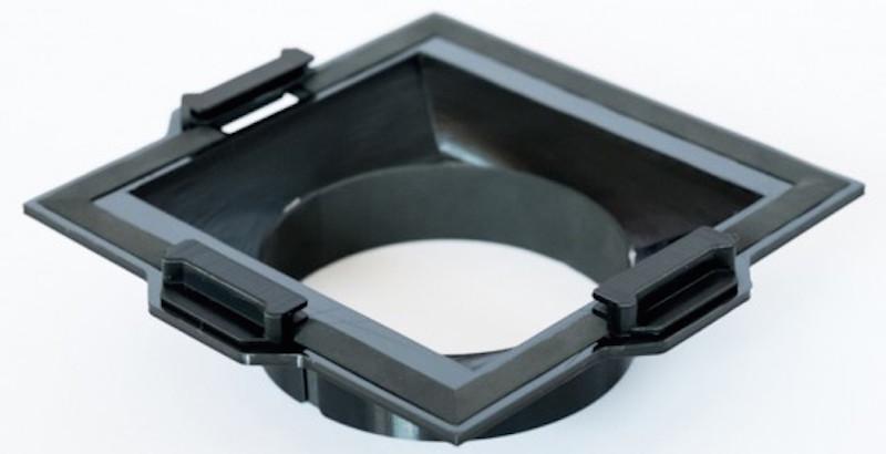 3Dプリンタで自作 AF-S NIKKOR 14-24mm f:2.8G ED フィルタアタッチメント2