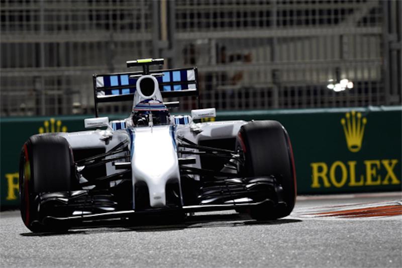 F1 2014 アブダビ 予選