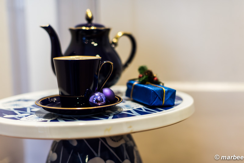 ティータイム 新年もお茶でも飲みながらマイペースで行きましょう