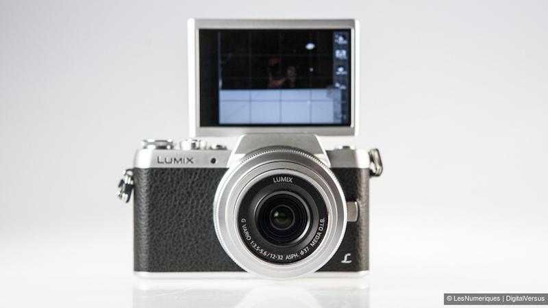 Panasonic Lumix GF7 チルト液晶