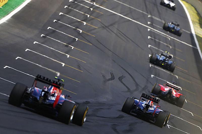 F1:1000馬力のエンジン導入を目指す