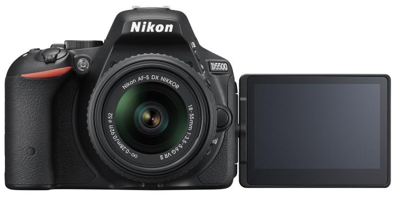 NikonD5500正面