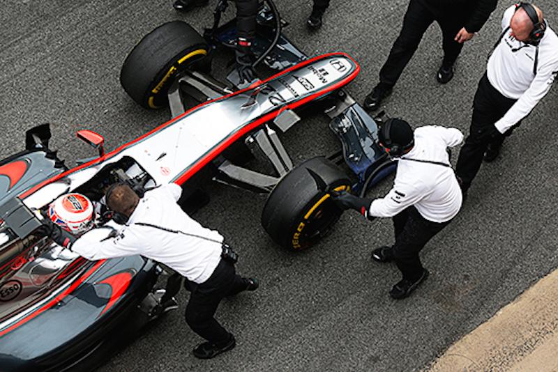 マクラーレン、最終プレシーズンテストでは自社製MGU-Kシールを使用
