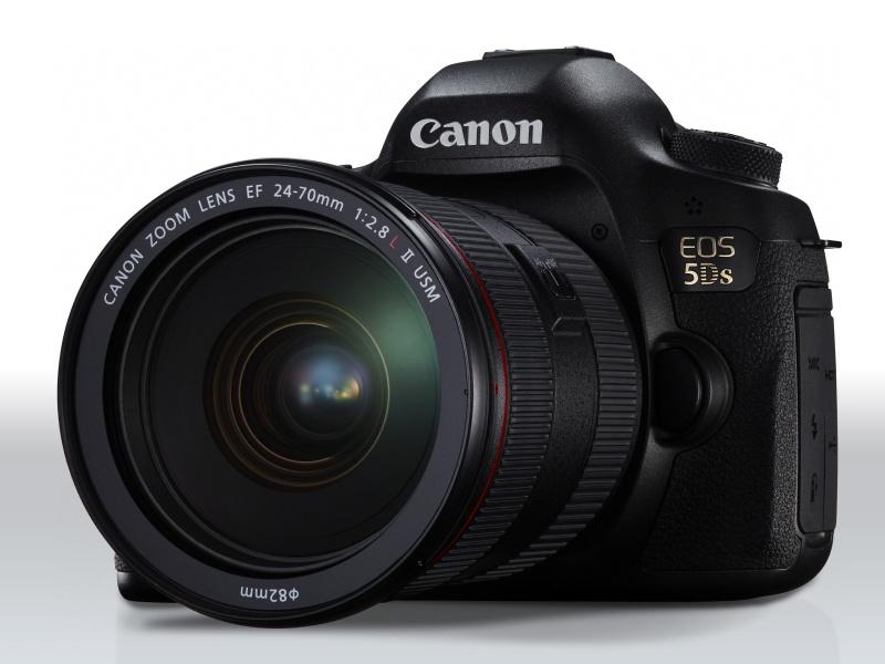 EOS 5Ds レンズ装着例