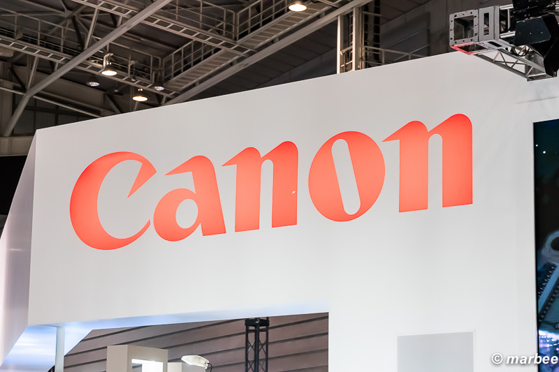 CP+ 2015 Canonブース