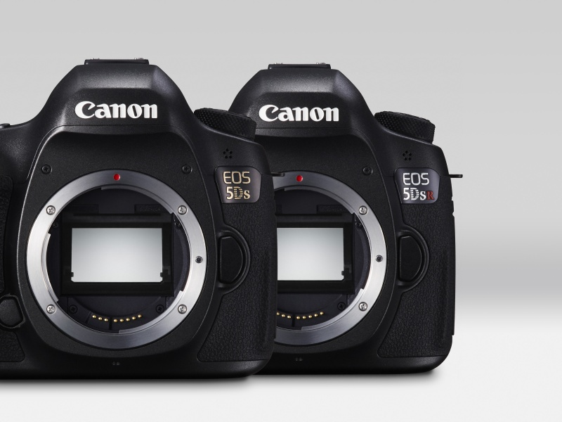 EOS 5Ds & 5DsR