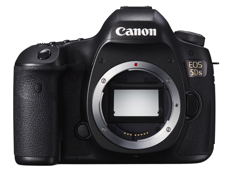 EOS 5Ds 正面