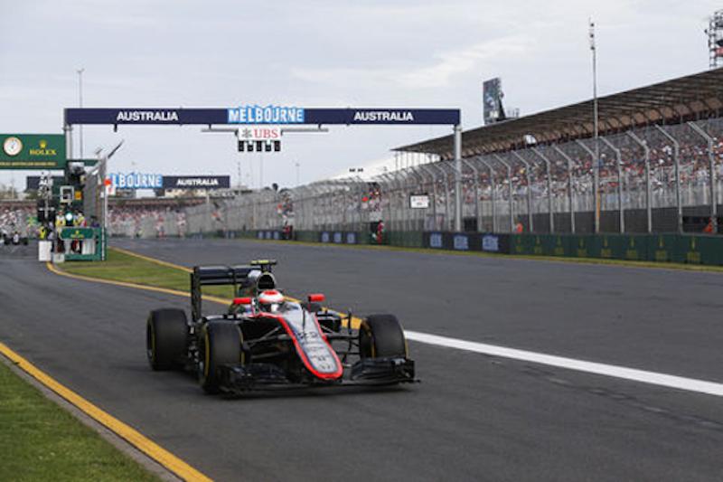 マクラーレン・ホンダ:予選最下位 : F1オーストラリアGP 予選