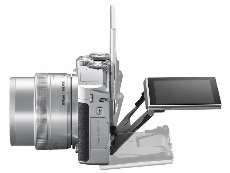Nikon1 J5 側面