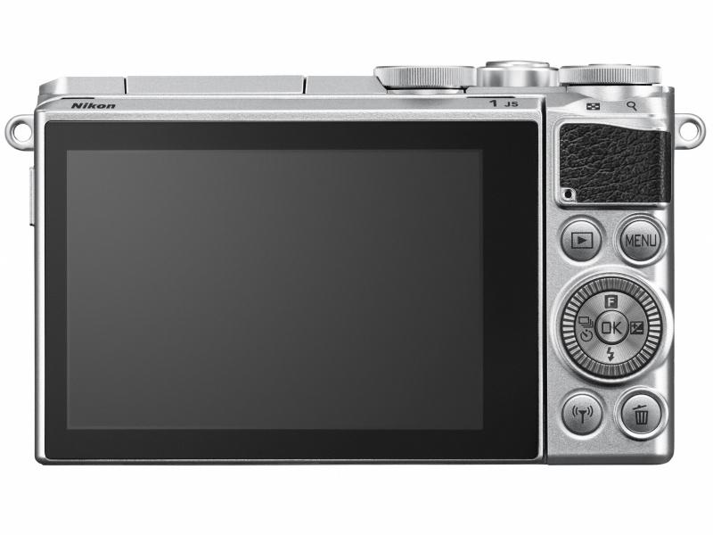 Nikon1 J5 背面