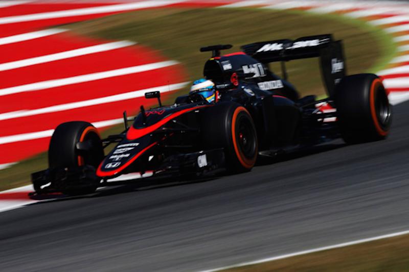 マクラーレン・ホンダ:2台揃ってQ2進出 : F1スペインGP 予選