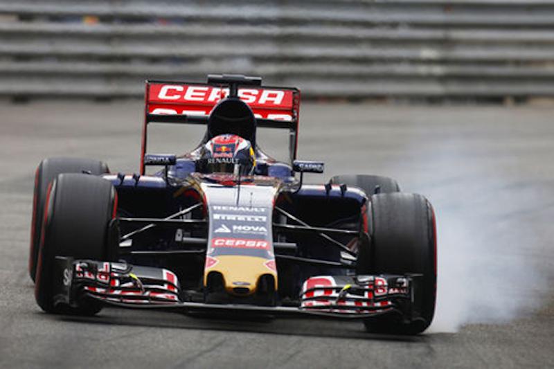 F1 2015 モナコ 決勝