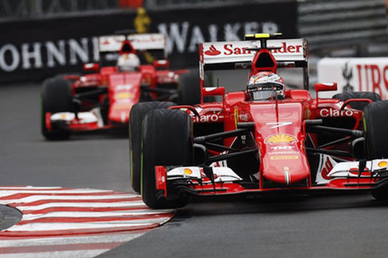 フェラーリ:F1モナコGP 初日のコメント