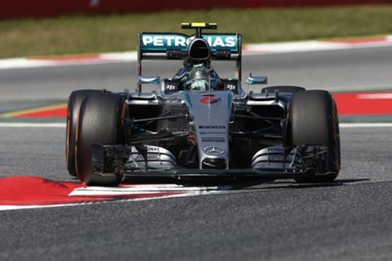 F1バルセロナ インシーズンテスト初日:ニコ・ロズベルグがトップタイム