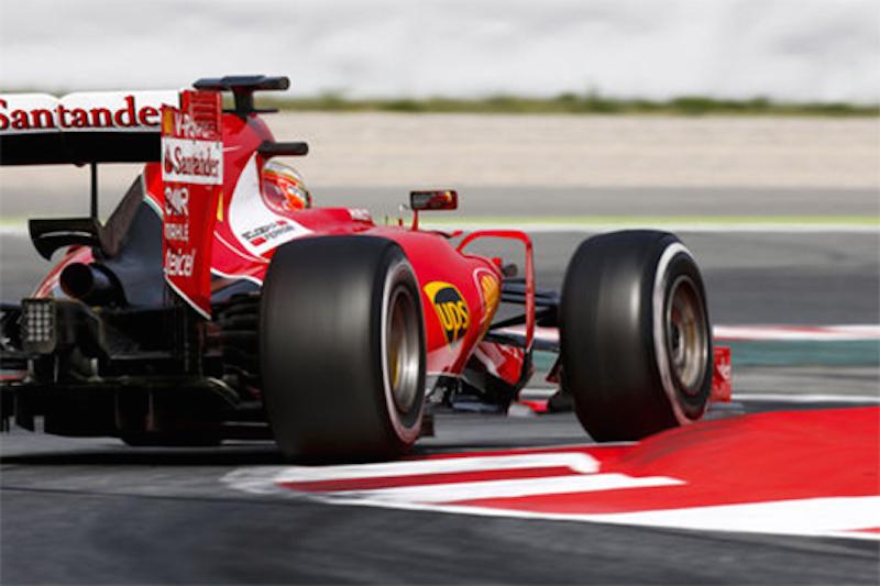 2016年からタイヤ選択自由 フェラーリに有利?