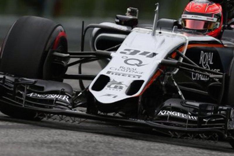 F1 2015 フォース・インディア B_SPEC