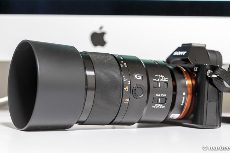 SONY FE 90mm F2.8 Macro G OSS 到着