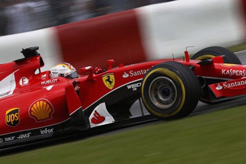 フェラーリ:F1オーストリアGP 初日のコメント