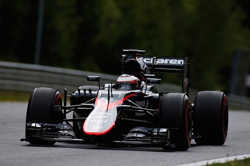 F1 2015 インシーズンテスト オーストリア 初日