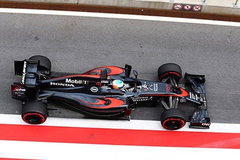 F1 2015 イギリス FP1