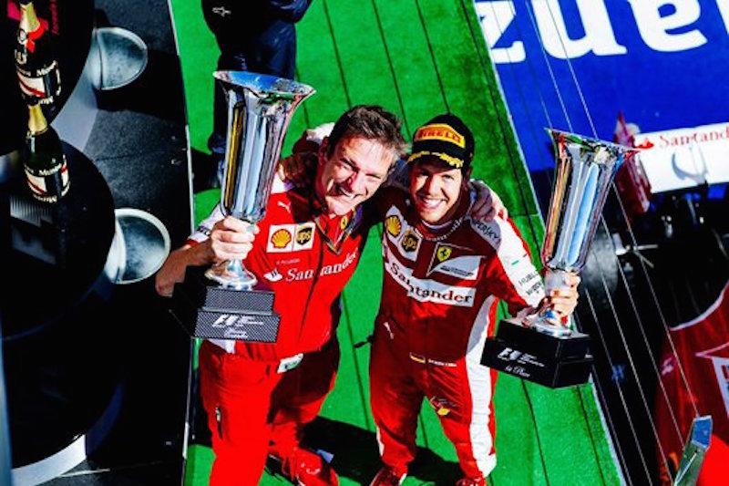 F1 2015 ハンガリー 決勝