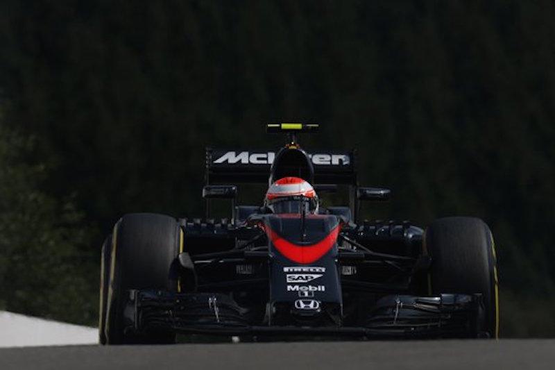 F1 2015 ベルギー FP3