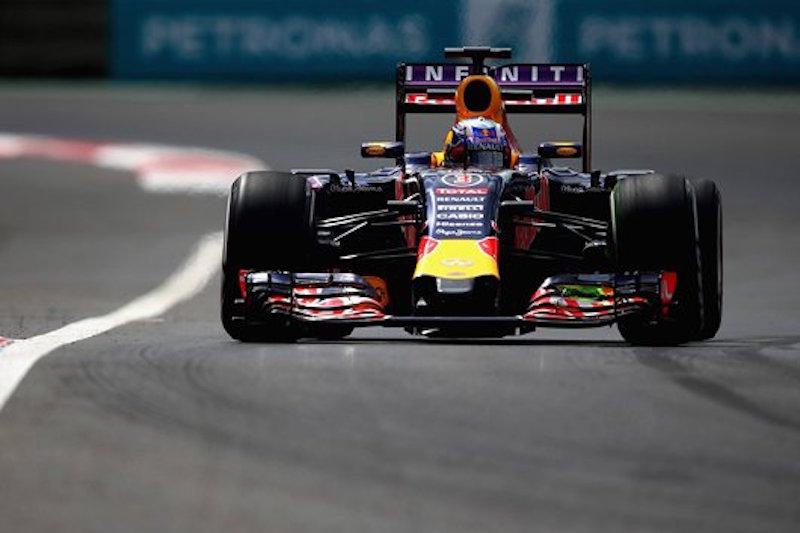 レッドブル:F1メキシコGP 初日のコメント