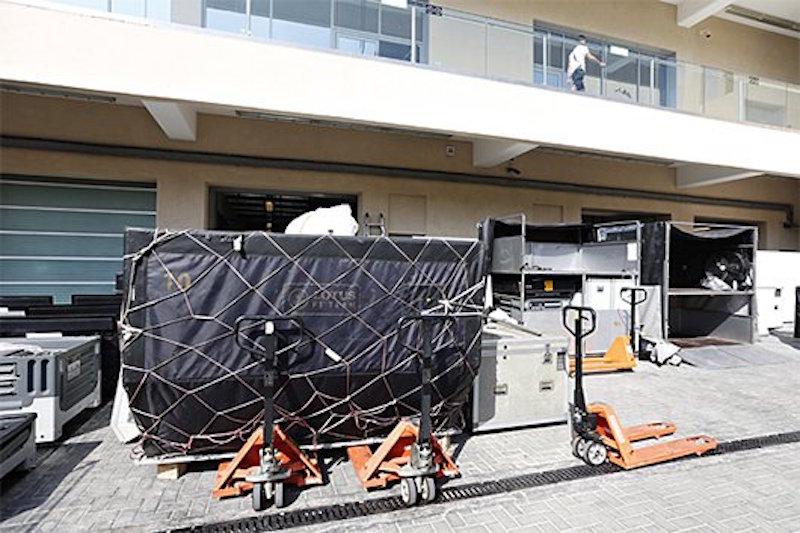 バーニー・エクレストン、ロータスのF1アブダビGPの費用を肩代わり
