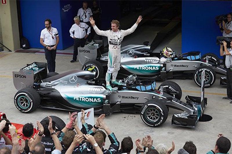 ピレリ:F1ブラジルGP 決勝レースレポート