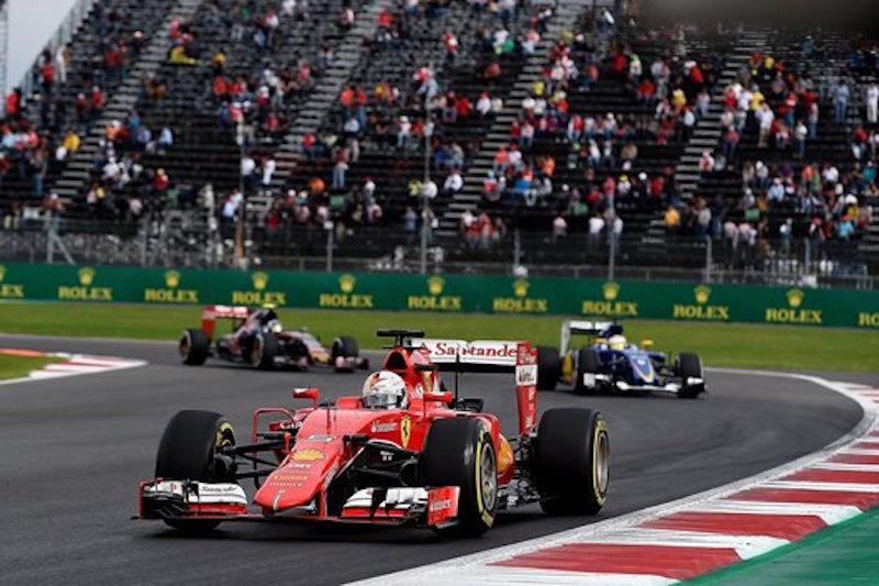 フェラーリ:無念のダブルリタイア : F1メキシコGP
